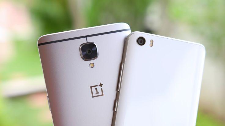 OnePlus 3 vs Xiaomi Mi 5 Camera Comparison