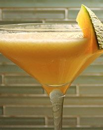 Fresh Melon Margarita | Let's Drink! | Pinterest