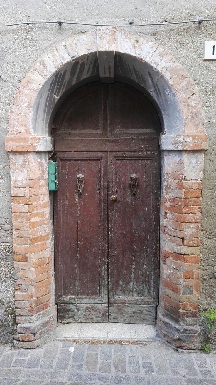Rimini porta antica