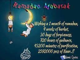 RAMADAN WISHES | Happy Ramadan Quotes Wishes Greetings