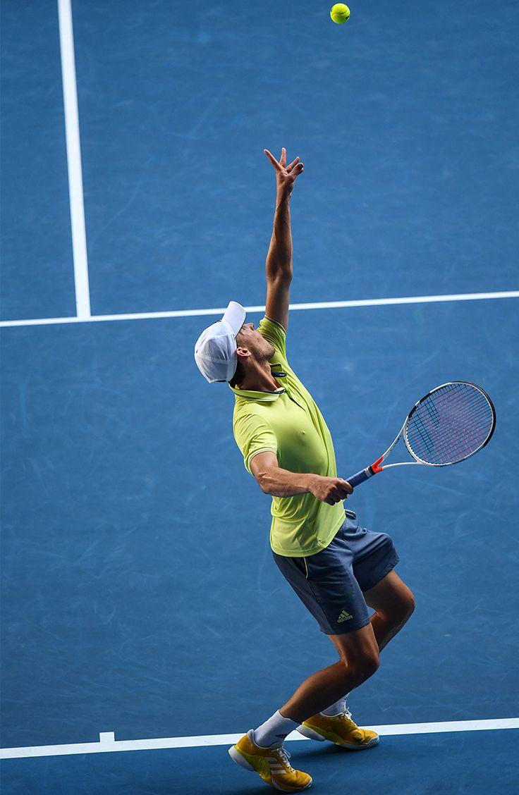 Dominic Thiem Tennis Pictures Tennis Workout Tennis