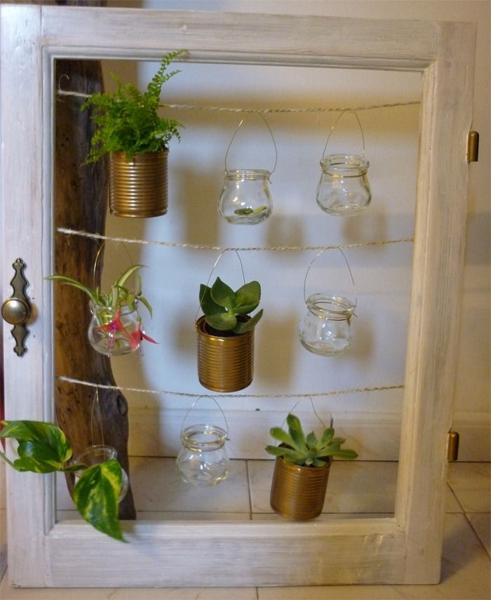 tableau végétal - un peu de nature sur vos murs ! : Décorations murales par un-objet-une-histoire