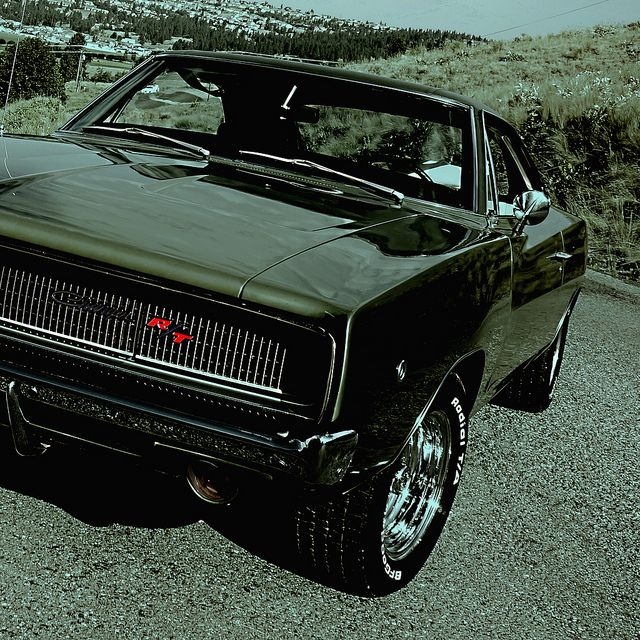 1968 Dodge Charger R/T Avatar - Dreaming In Green by 1968 Dodge Charger R/T, via Flickr