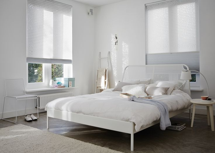 #interior #window #decoration #windowdecoration #design #modern #bedroom #white #minimalistic #cozy #clean #sleep
