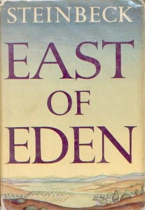 East of Eden-one of my favorites.