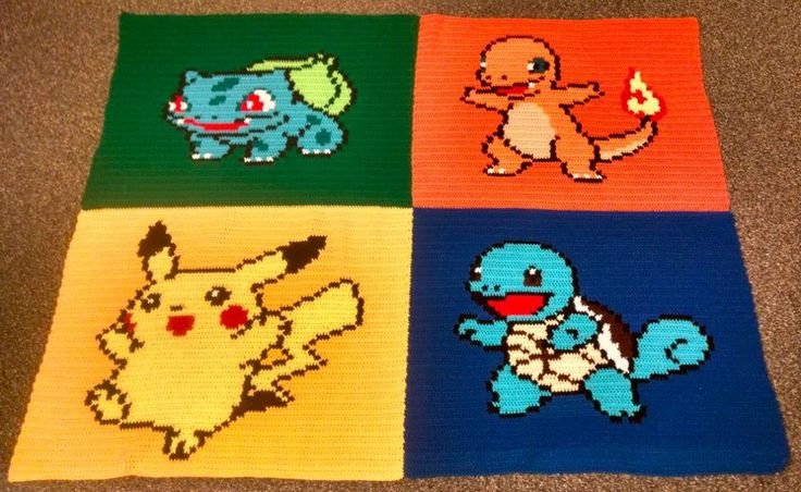 Pokemon Blanket