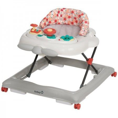 Trotteur Safety First 1st Airplane Walker patchwork