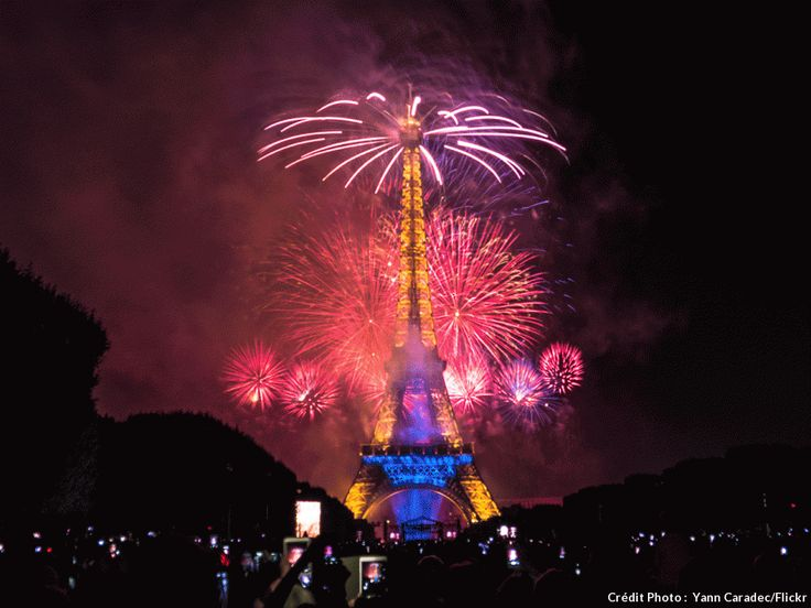 bastille day information for students