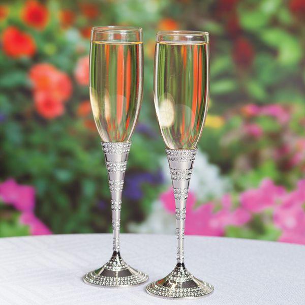 Copas para bodas Enchanting Crystal son #elegantes #bonitas #clasicas #unicas #copasconestilo las puedes #comprar en nuestra #tienda en el #df #ondinecollection