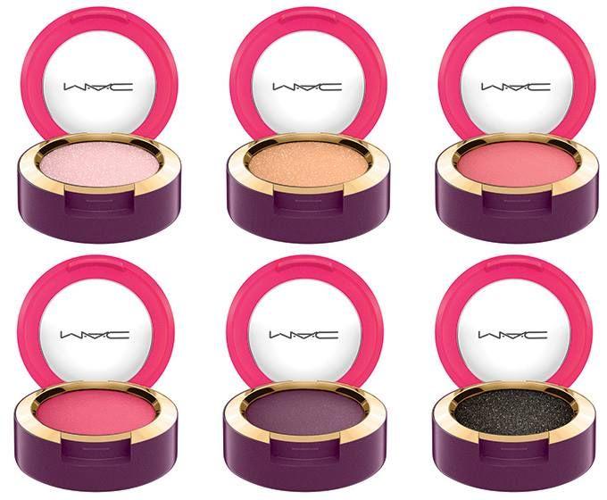 MAC Nutcracker Sweet Holiday 2016 Colour Collection