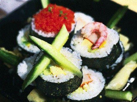 Sushi för nybörjare – Allt om Mat