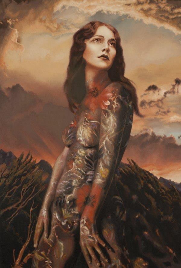 Artodyssey: Alison Blickle
