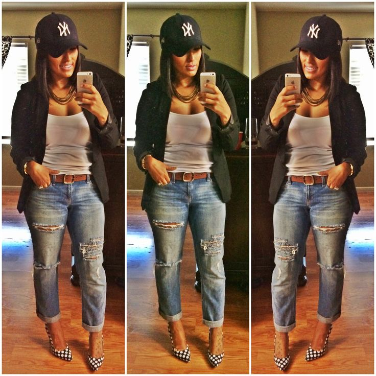 When  I'm on my tomboy ish urban swag style moments. STILL SFS!