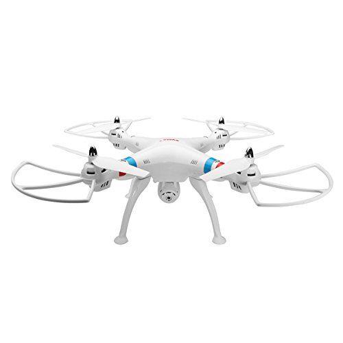 Syma X8C Venture Dron cuadricóptero, 2,4GHz, con cámara HD 3D - http://www.midronepro.com/producto/syma-x8c-venture-dron-cuadricoptero-24-ghz-con-camara-hd-3d/