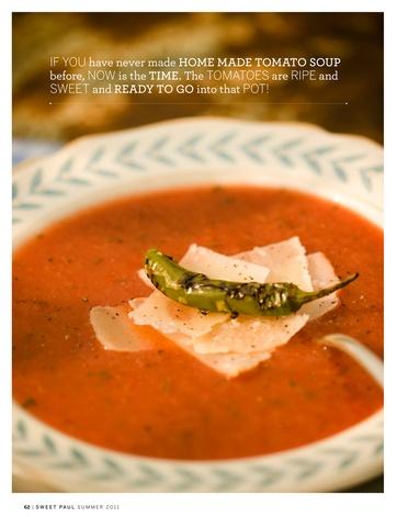 tomato soup. | Soup. | Pinterest