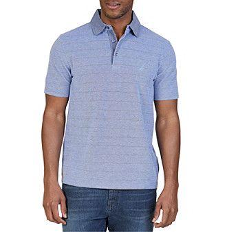 Nautica® Men's Short Sleeve Polo Shirt