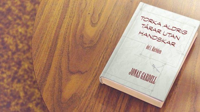 Book cover by Sanne Lövgren