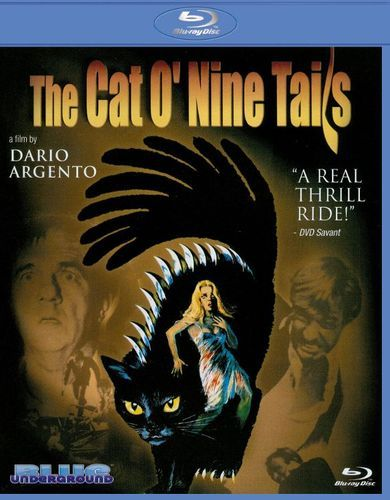 The Cat O' Nine Tails [Blu-ray] [1971]