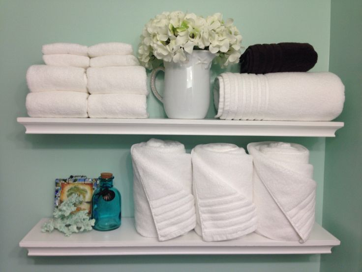 How to display towels in bathroom 28 images towel for Bathroom displays