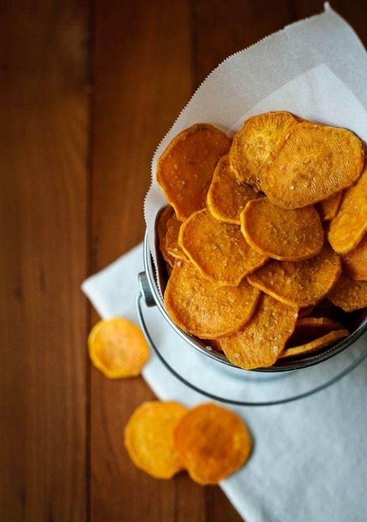 3. #microwave Chips #douces - 7 recettes de #dortoir que vous devez #essayer... → Food
