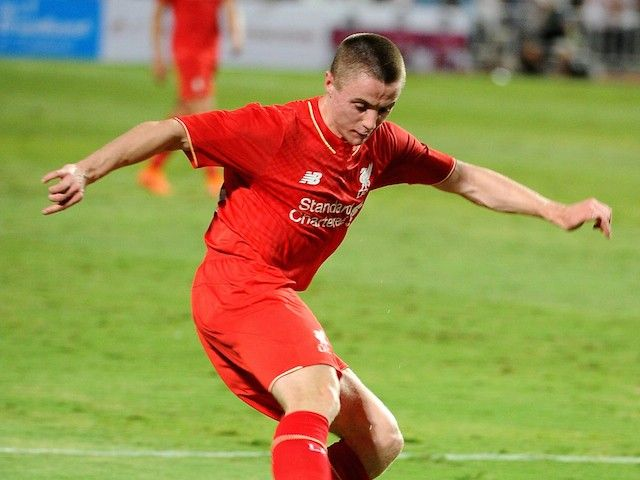Rangers sign Jordan Rossiter from Liverpool