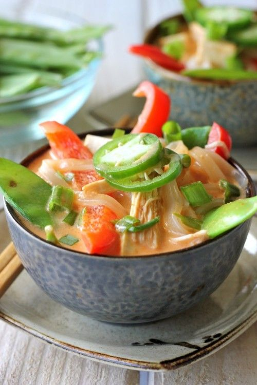 ... http://www.healthyrecipes.org/posts/67661-coconut-curry-chicken-soup