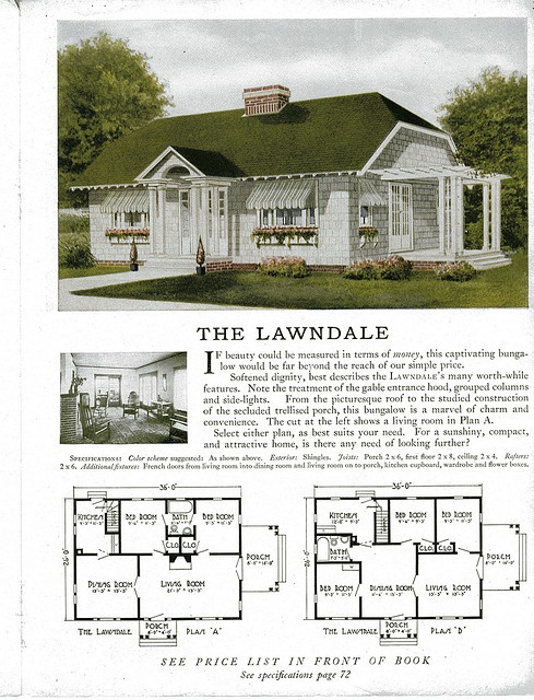 1000 Images About Vintage House Plans On Pinterest Kit