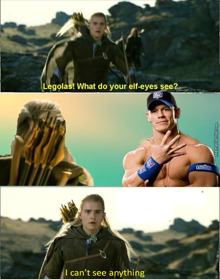 Dad Asked Me To Show Me My Gf And Showed Him A Picture Of John Cena, Now He Thinks I'm Gay by mikelitoris - Meme Center