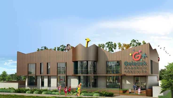 nursery school - cenbay designed