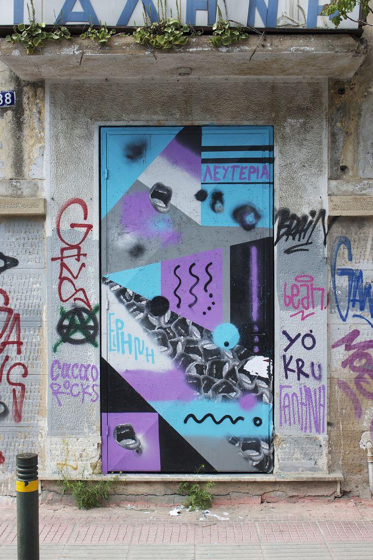 #streetart #athens