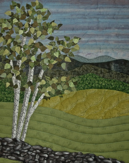Quilt Art « Mountain Vistas