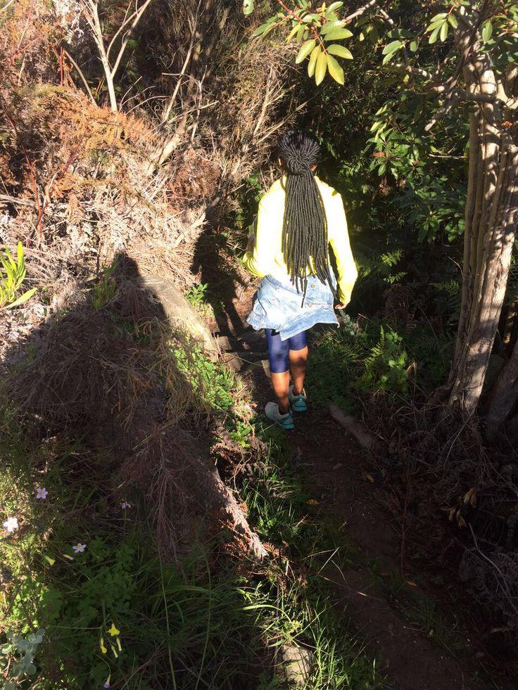 Hiking in Tulbagh, Murlodi farm