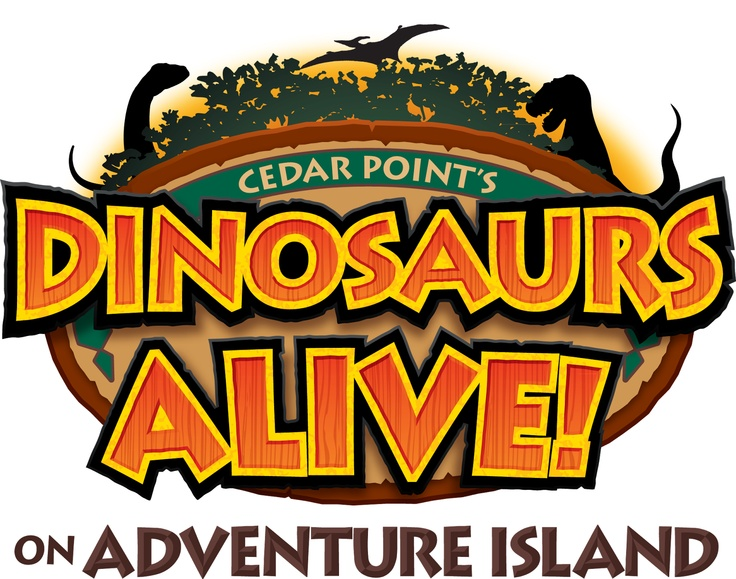 AMUSEMENT ATTRACTION! Dinosaurs Alive! at Cedar Point | Jerry's Hollywoodland Amusement And Trailer Park