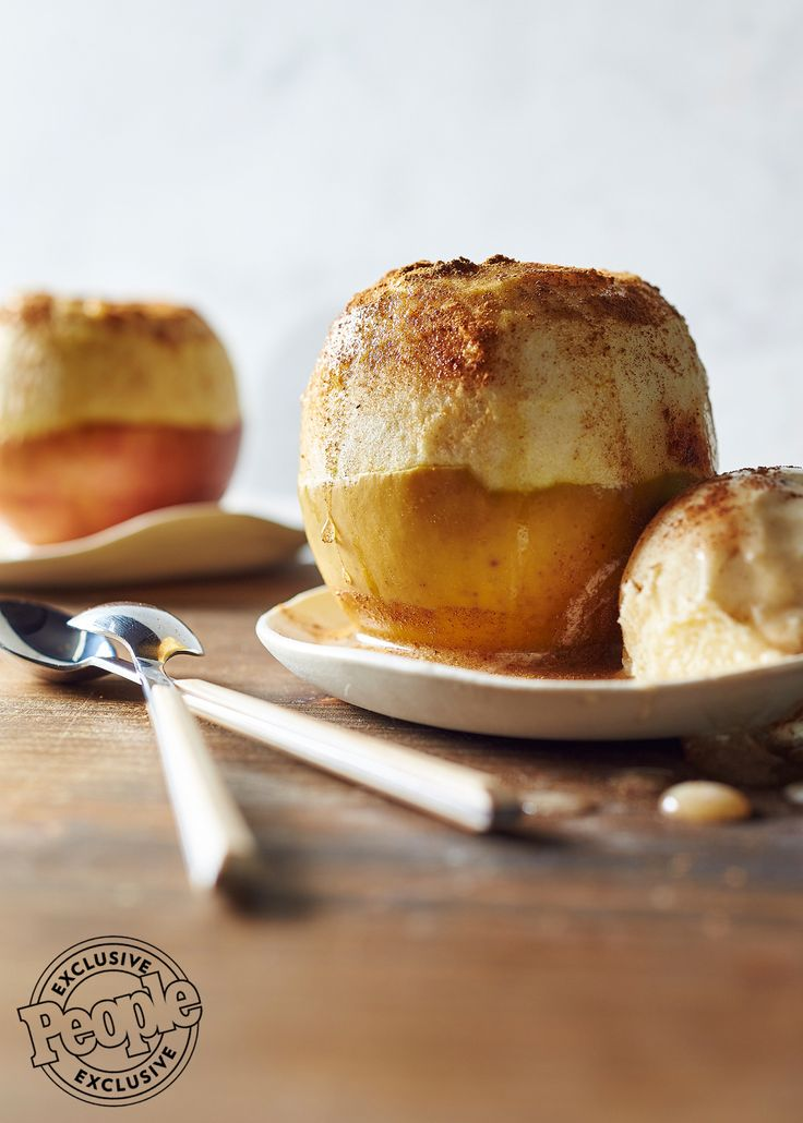 Mark Bittman's Baked Cinnamon Apples Recipe