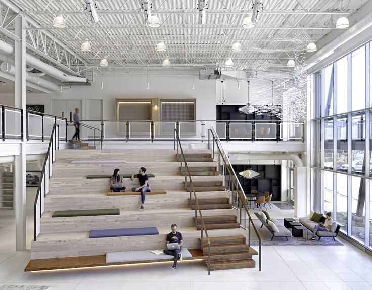 Gallery Of Uber Advanced Technologies Group Center Assembly Design Studio