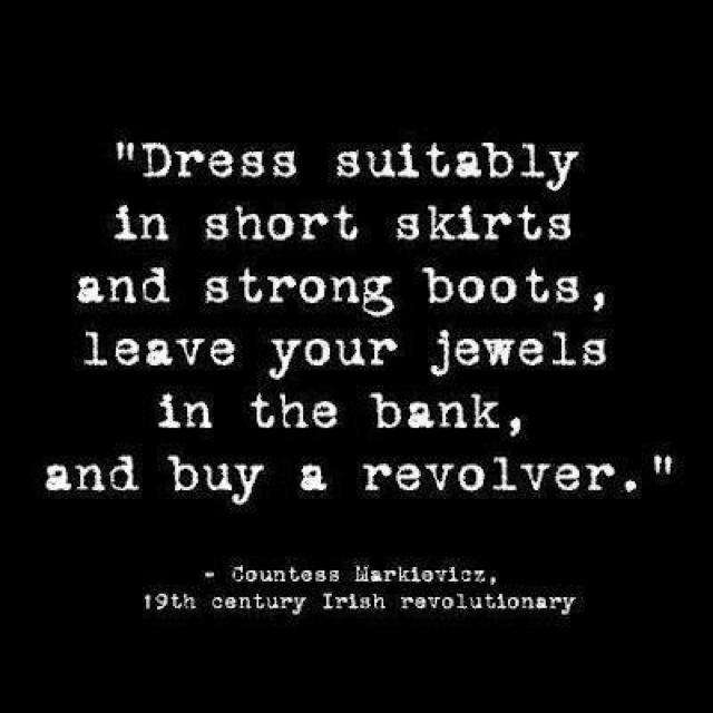 <3Irish Women, Simply Badass, Century Irish, Darla Teagarden, Woman, Countess Markievicz, 19Th Century, Bangs Bangs, Shorts Irish Quotes