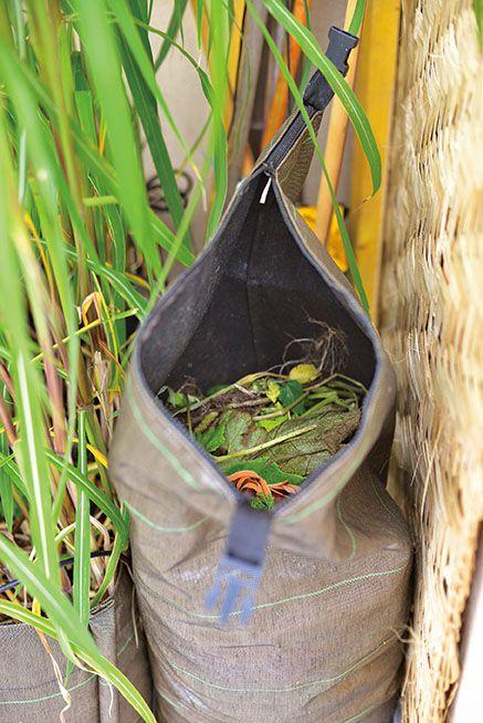 Réaliser son compost maison avec le sac composteur BACSAC !
