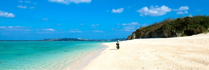Beach Information | VISIT OKINAWA JAPAN