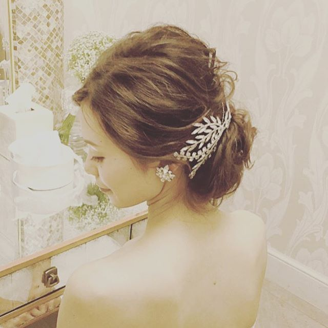 #hawaii #hairmake #hairstyle #hawaiisatomi #hawaiihairmake #hawaiihairmakesatomi #bride #bridal #wedding #satomihmd  #satomi #hairmakesatomi #flower #ハワイヘアメイク #ヘアスタイル #ヘアメイク #プレ花嫁 #結婚式 #ウェディング #ブライダル #アップスタイル #updo #satomiスタイル #jenniferbehr