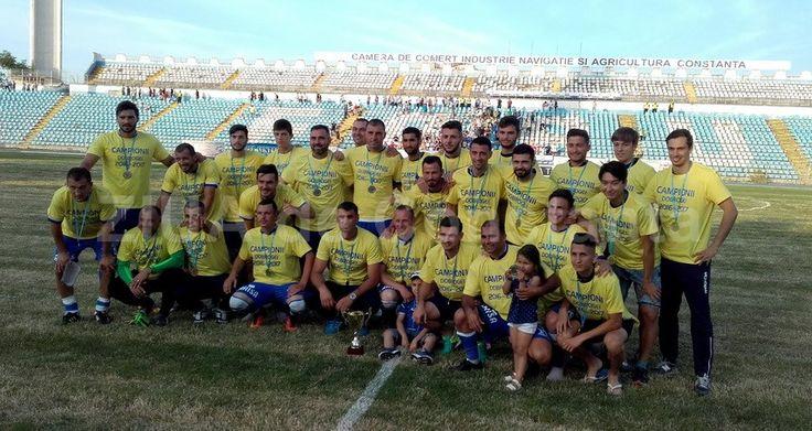 Echipa de fotbal Suporter Spirit Club Farul Constanta, nou promovata in Liga a 3-a, se reuneste luni, 17 iulie, la ora 18.00, la stadionul Farul, in vederea demararii pregatirii pentru noul sezon ...