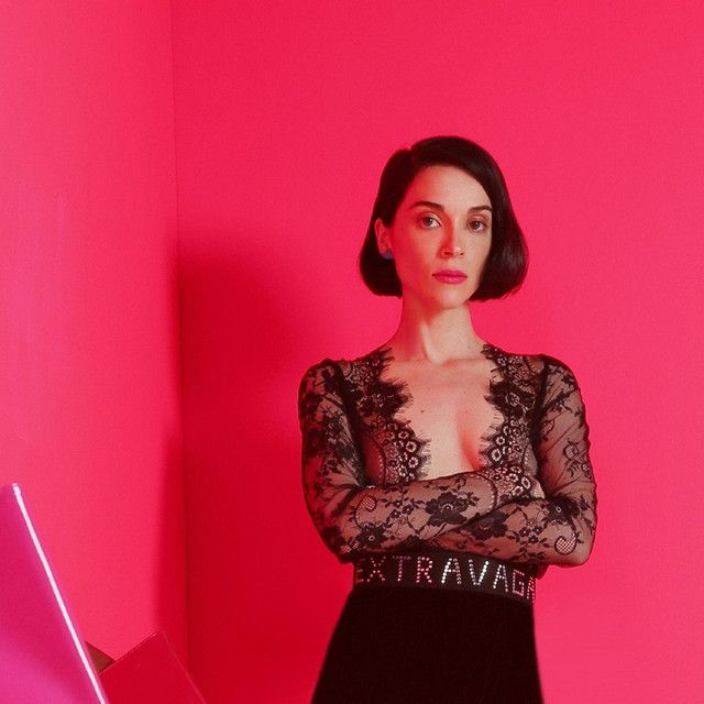 St. Vincent became one of the unexpected success stories of indie rock with the release of her second album, Actor, in 2009; the literate, emotionally intricate songs and rich, beautifully crafted pop melodies made her an immediate hit with critics, but few expected her music to cross over to mainstream acceptance.