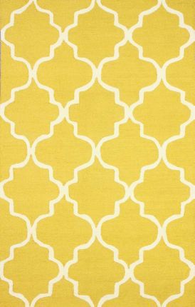 Rugs USA- good site for area rugs---Tuscan Trellis VS71 Yellow Rug | Contemporary Rugs