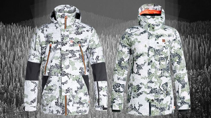 The Best Camo Snowboard Jackets and Pants - Whitelines Snowboarding