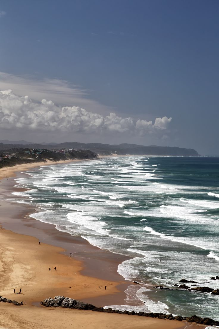 Wilderness, South Africa by Dirk-R on 500px Beach of Wilderness at the Garden Route in South Africa.