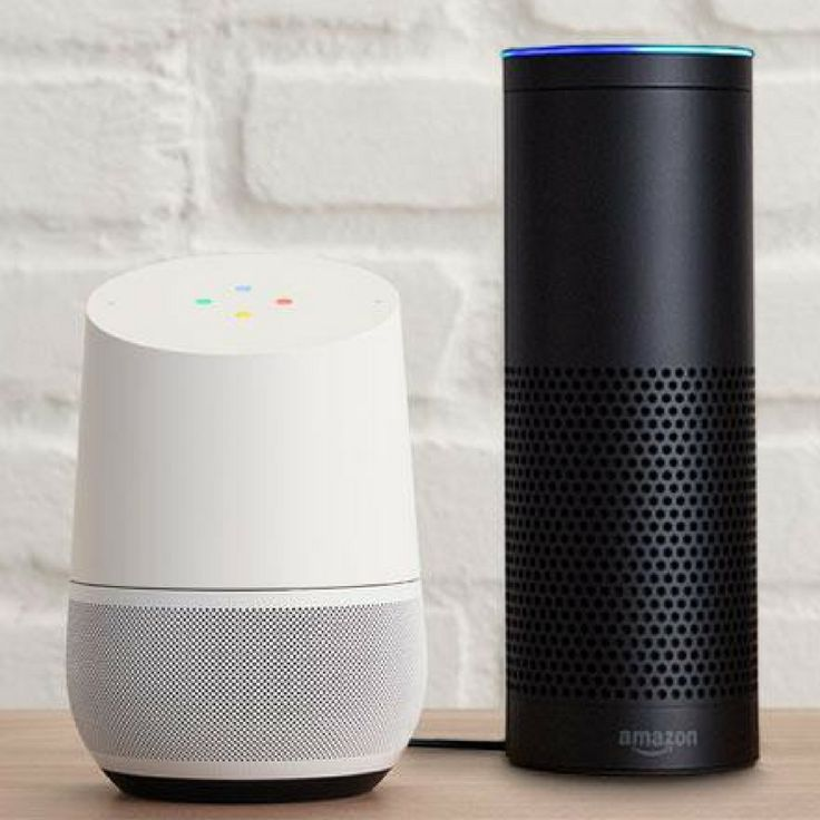 amazon echo vs google home which voice controlled speaker is right for you amazon echo and. Black Bedroom Furniture Sets. Home Design Ideas