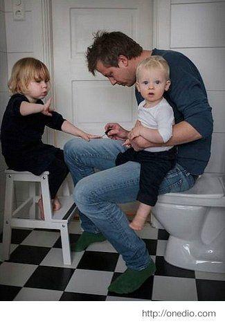 İsveçli Babalar Dünyanın En İyi Babaları mı Diye Sorgulatan Çalışmadan 12 Fotoğraf