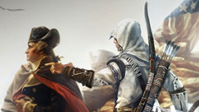 Assassin's Creed III!  Finally announced aside a tremendous lack of details; launching this year, in October.