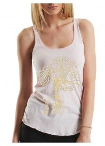 Women's 'Songtree' Bamboo Tank Top