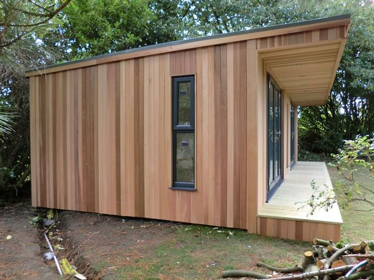 Western Red Cedar External Timber Cladding