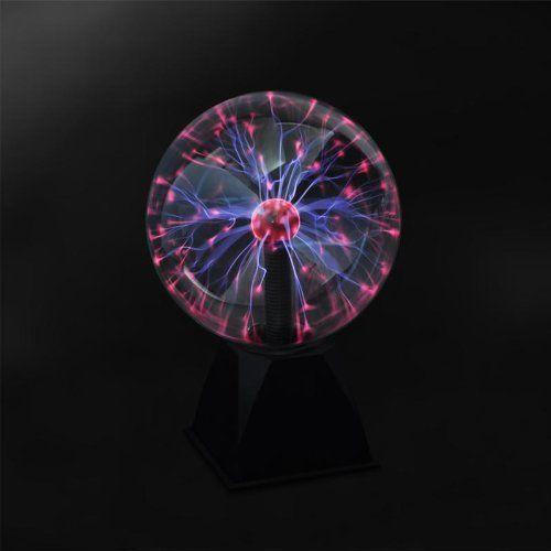 Electronic-Star Plasmakugel Blitzkugel Retro 20cm: Amazon.de: Elektronik